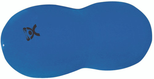 "CanDo¨ Inflatable Exercise Saddle Roll - Blue - 32"" Dia x 51"" L (80 cm Dia x 130 cm L)"