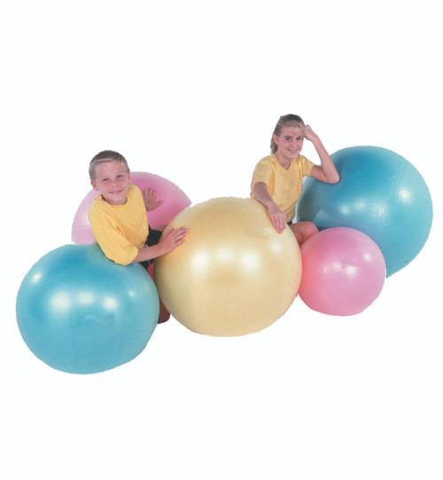"""CanDo¨ Cushy-Air¨ Training Ball - 38"""" (95 cm)"""