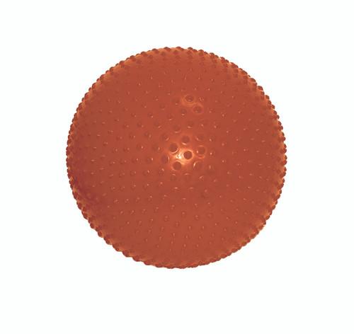 "CanDo¨ Inflatable Exercise Ball - Sensi-Ball - Orange - 22"" (55 cm)"