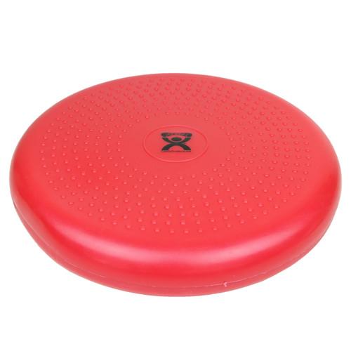 """CanDo¨ Balance Disc - 14"""" (35 cm) Diameter - Red"""
