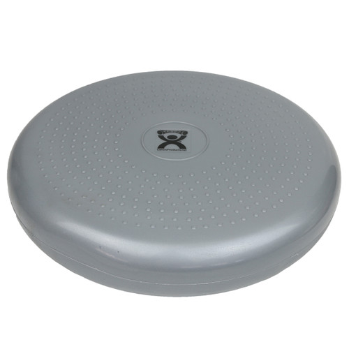 "CanDo¨ Balance Disc - 14"" (35 cm) Diameter - Silver"