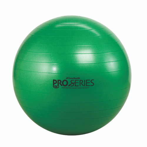 """TheraBand¨ Inflatable Exercise Ball - Pro Series SCPª - Green - 26"""" (65 cm)"""