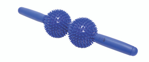 Point Relief¨ Massage Bar - 9 x 43cm - 2 balls - Blue