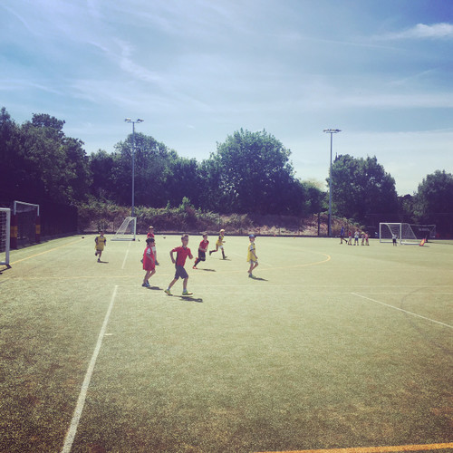 October Half - Term 23rd - 27th: Football Camp @UCS Playing Fields  10am - 4pm