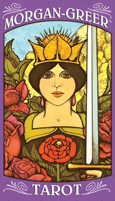 Tarot. Includes 78-card deck and instructions.