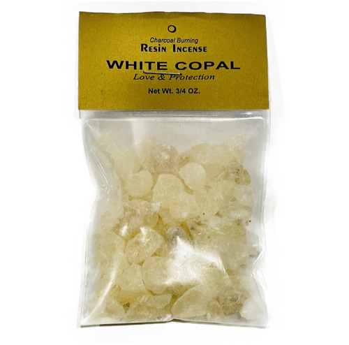 White Copal Resin Incense/.75oz