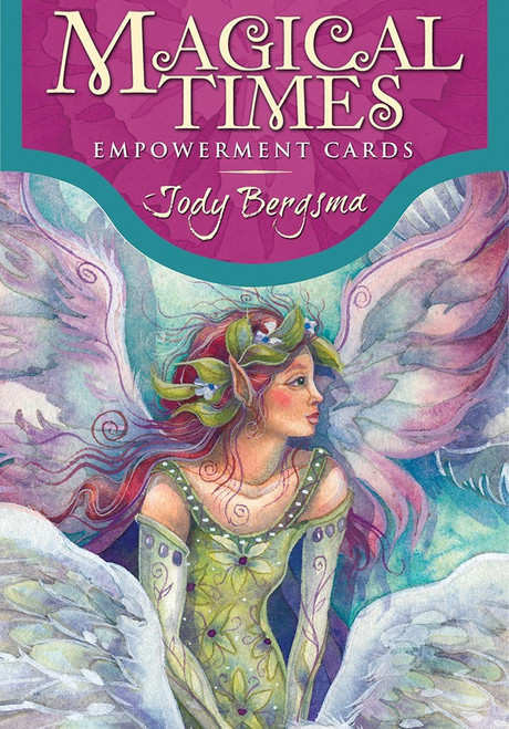 Empowerment cards. Includes: 44-inspirational image cards and 28-page booklet.