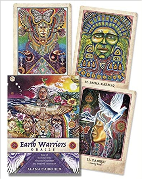 Oracle deck. 44-cards and guidebook included.