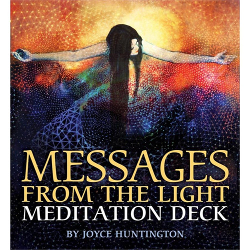 Meditation Deck. 52-cards and 24-page booklet included.