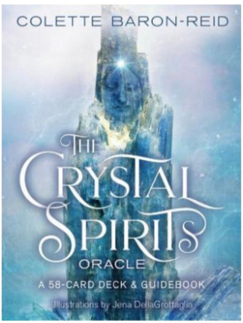 58-card oracle deck. Includes guide book.