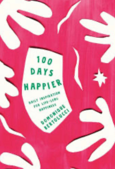 Daily inspiration for life-long happiness. 214-pages. Hardcover.
