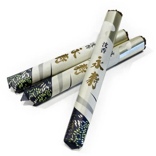 "Premium Japanese incense. 50 5.5"" sticks per bundle. Excellent quality!"