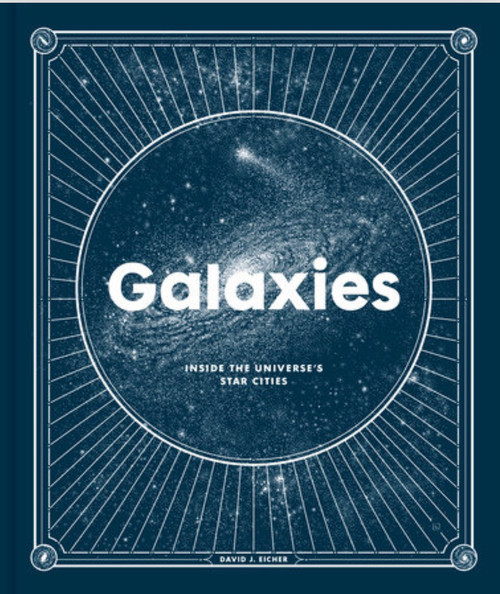 Inside the Universe's star cities. 256- illustrated pages.