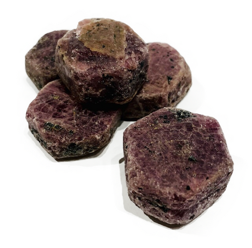 Raw Ruby: Confidence, loyalty and courage.