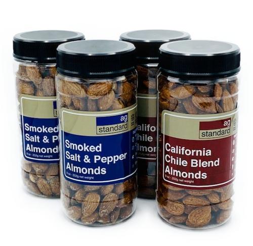 AG Standard 9oz Almonds