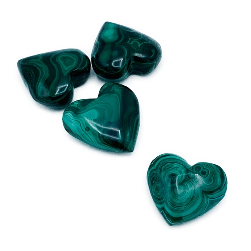 Malachite: Opens the heart to unconditional love.