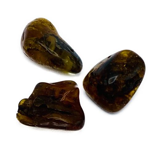 Premium Baltic Amber: Balances emotions and eliminates fears.