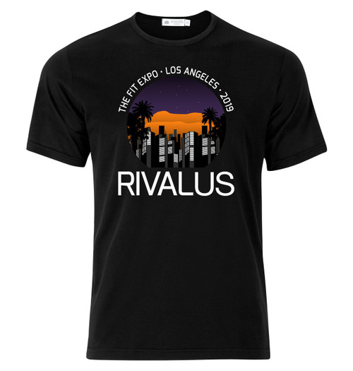 Limited Edition 2019 LA FIT Expo T-shirt
