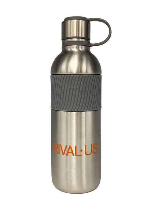 Rivalus Stainless Steel Grip Water Bottle
