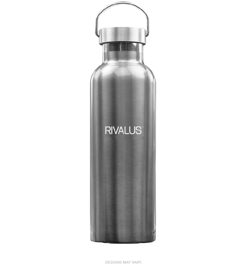 Rivalus Stainless Steel Canteen Water Bottle