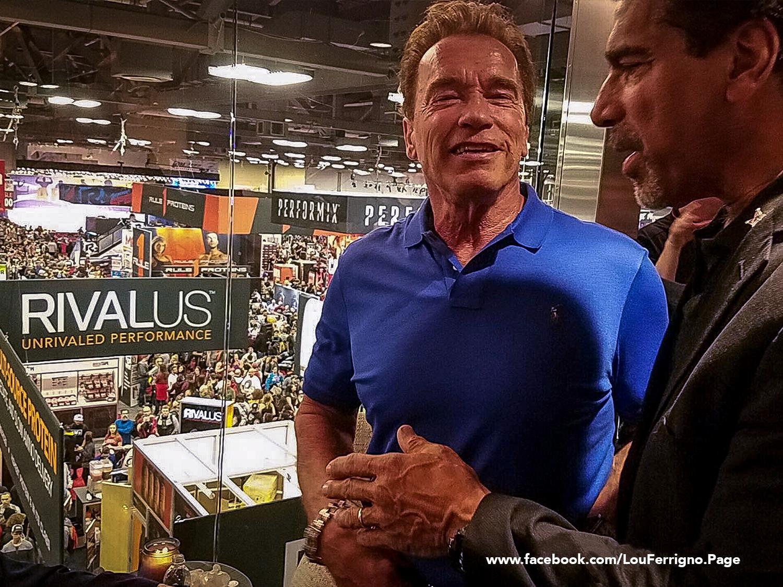 Arnold Classic 2017
