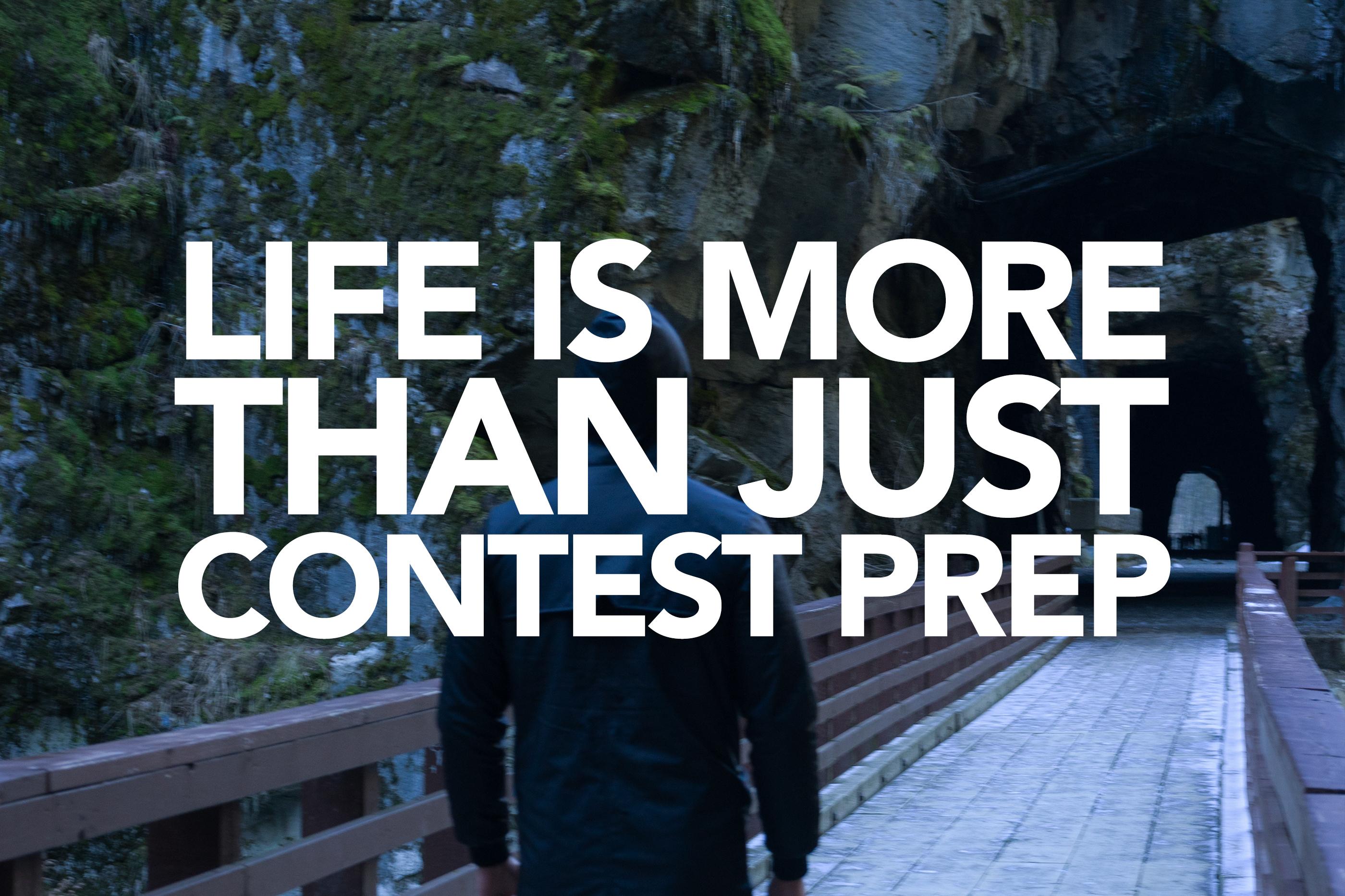 LIFE AFTER PREP