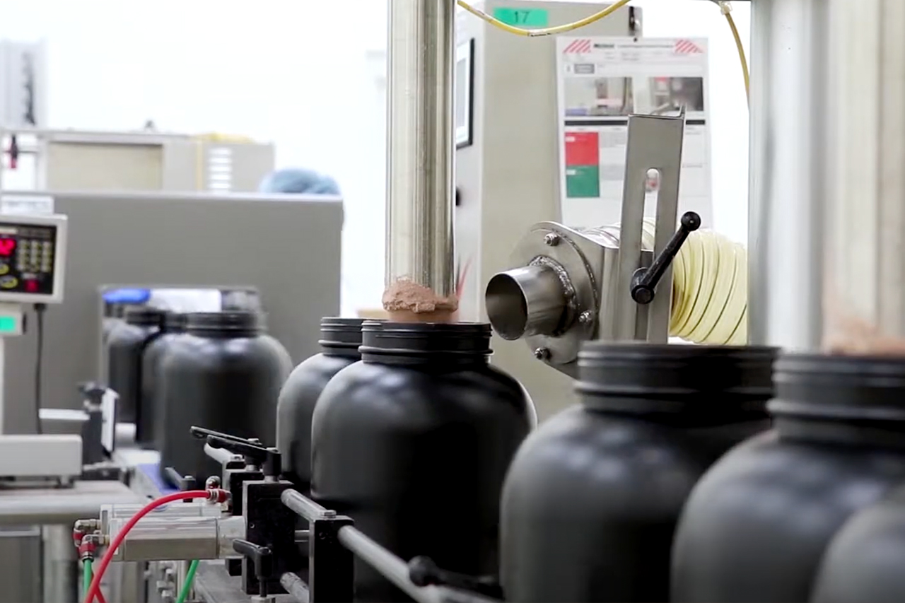 RIVAL NUTRITION: HOW IT'S MADE