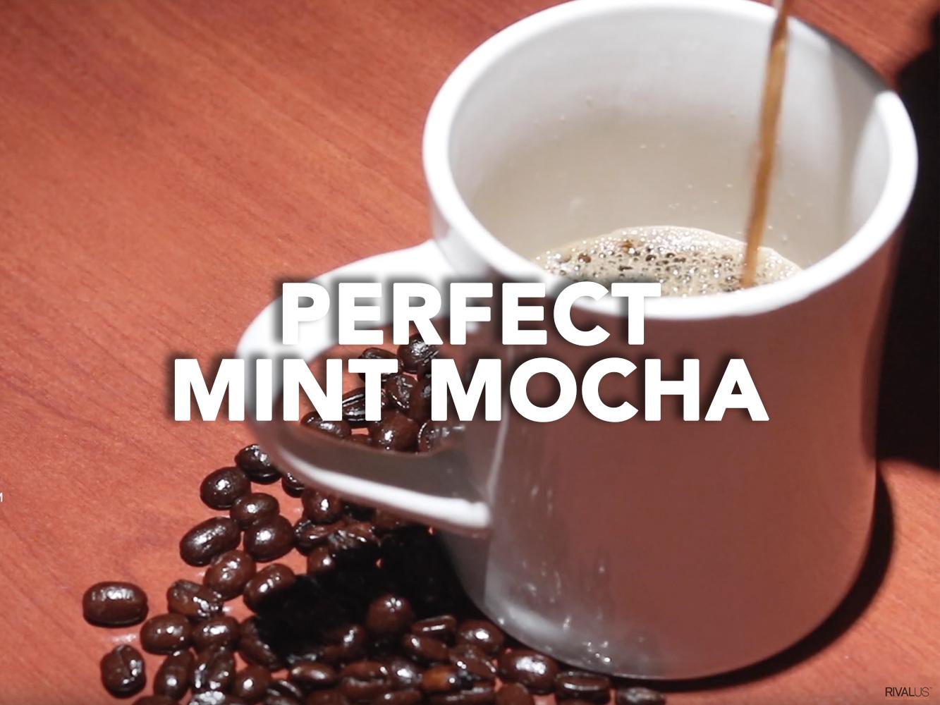 Perfect Mint Mocha