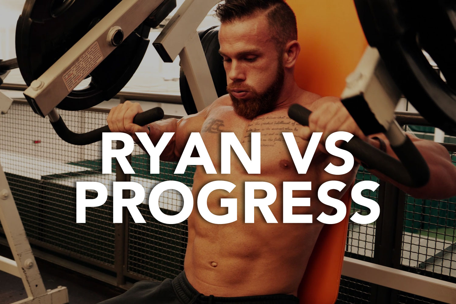 VS Series : Ryan VS Progress