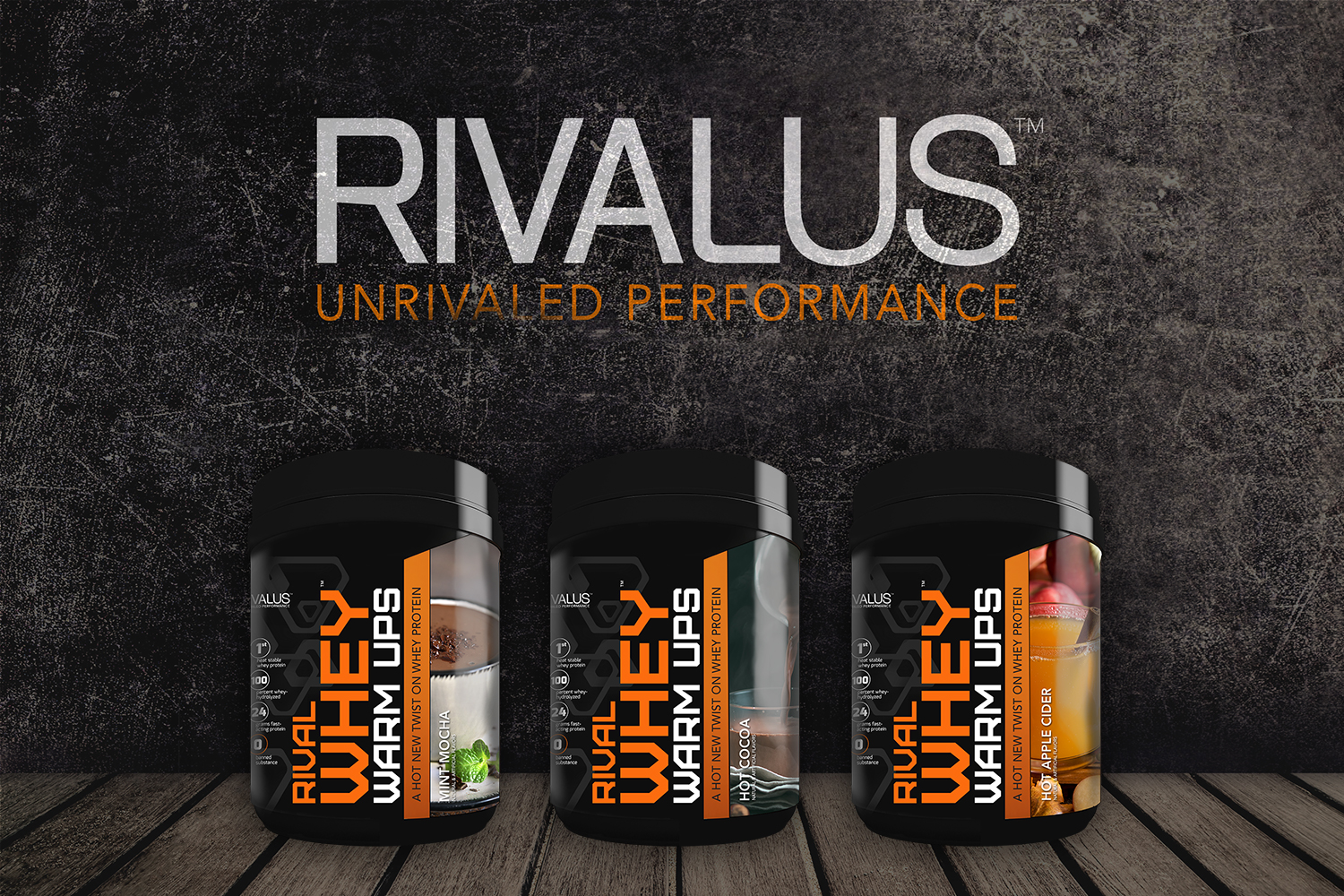 Rivalus to Introduce HOT New Whey Protein at 2019 Arnold Sports Festival