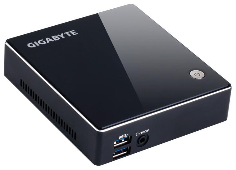 Gigabyte BRIX GB-BXI5-4200 Intel i5-4200U 8 GB RAM 256GB SSD Mini PC Desktop New