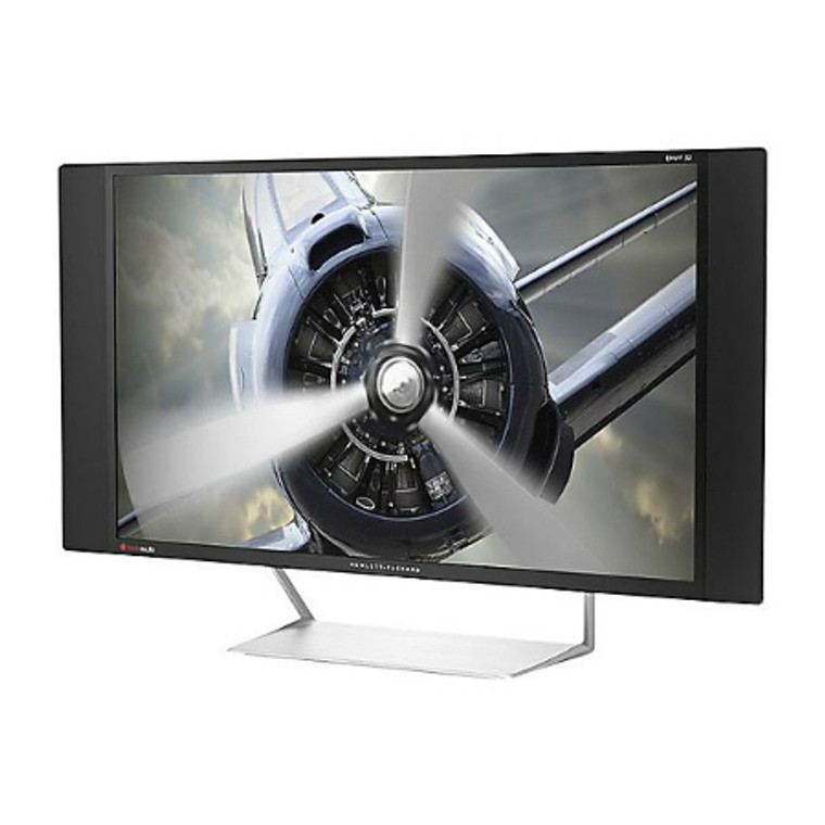 """HP Envy 32 N9C43AA 32"""" IPS LED UWHD 2560x1080 60hz 7ms Envy 32 Monitor Class A Reconditioned"""