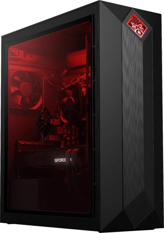 HP Omen Obelisk 875 4WP44AV#ABA i7-8700 16 GB RAM 256GB SSD 2TB HDD RTX 2080 8GB Windows 10 Tower Desktop PC Reconditioned
