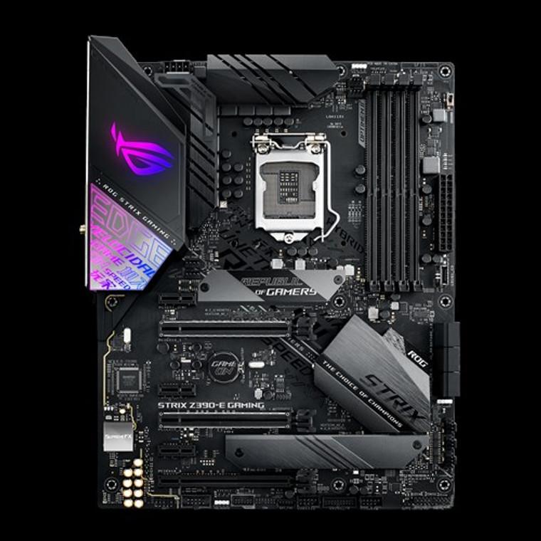 ROG STRIX Z390-E GAMING Intel Z390 1151 LGA ATX Desktop Motherboard A Reconditioned