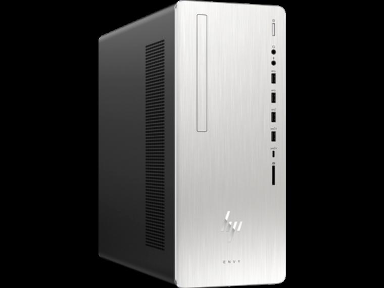 HP Envy 795 i5-9400 2.9 GHz 16GB RAM 256GB SSD Windows 10 Tower Desktop PC Reconditioned