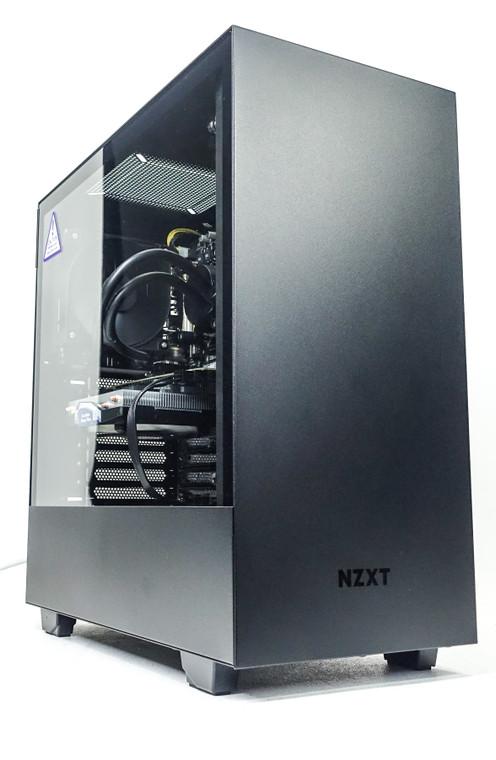 Custom Gaming PC Computer i7-6700K 4.0 GHz 16 GB RAM 512GB M.2 SSD GTX 1080 8GB NZXT H510 Black Reconditioned