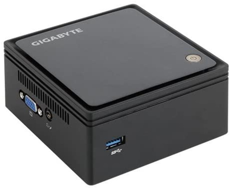 Gigabyte GB-BXBT-1900-FS J1900 No RAM No SSD No HDD Barebones Mini PC Desktop Reconditioned
