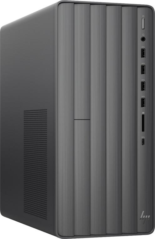 HP TE01 i5-9400 16GB RAM 256GB SSD 1TB HDD Windows 10 Tower Desktop PC Reconditioned