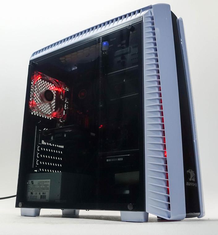 iBUYPOWER 8260V2 FX-6300 8GB 1TB HDD GTX 1050 2GB Windows 10 Gaming Desktop PC Reconditioned