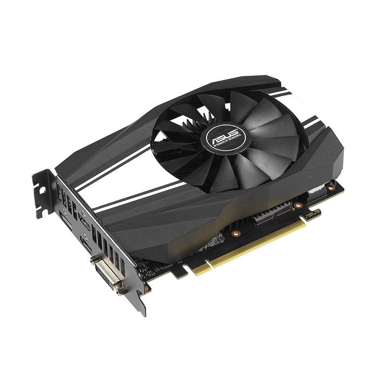 ASUS GeForce GTX 1660Ti 6GB Phoenix GDDR6 PH-GTX1660TI-O6G Graphics Card GPU Reconditioned
