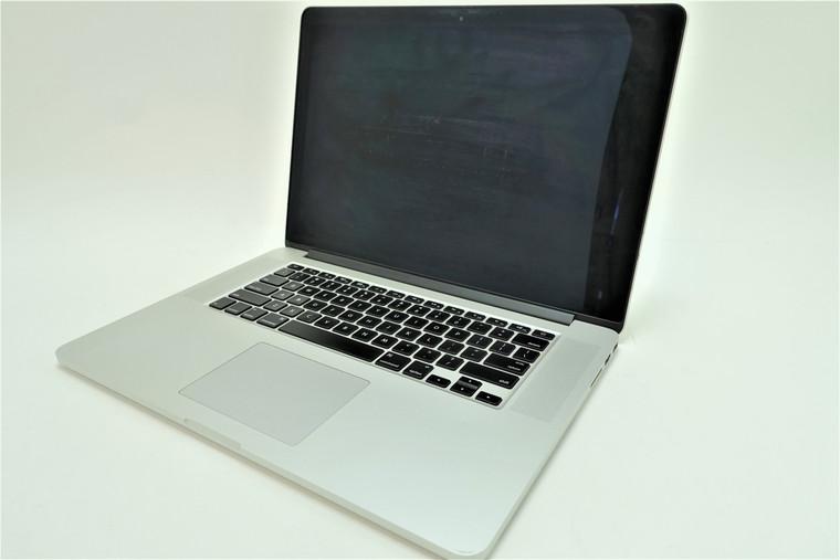 """Apple MacBook Pro i7 16GB 512GB SSD Retina 15.4"""" ME665LL/A A1398 Read Desc C Used"""