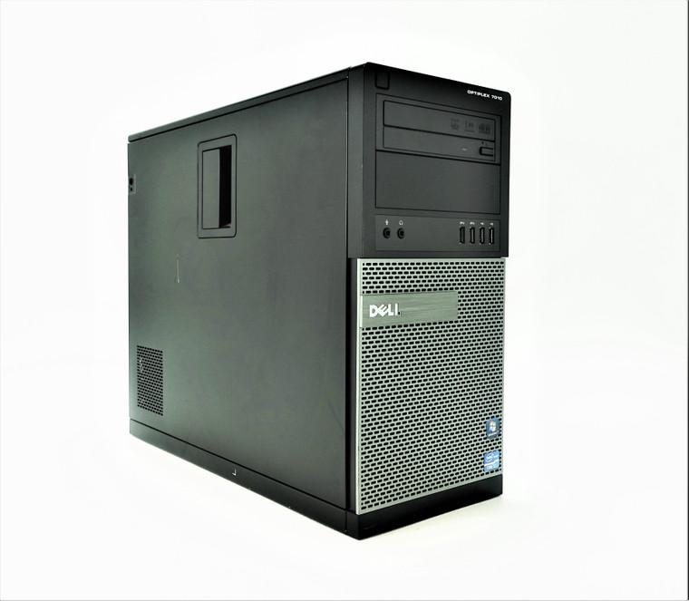 Dell 7010 i7-3770 16GB 128GB SSD 1TB HDD 1050ti 4GB Windows 10 Gaming Desktop PC Reconditioned