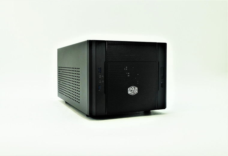 Custom Gaming PC Computer i3-9100F 3.6GHz 16GB 128GB SSD 1TB HDD GTX 1050Ti 4GB Reconditioned