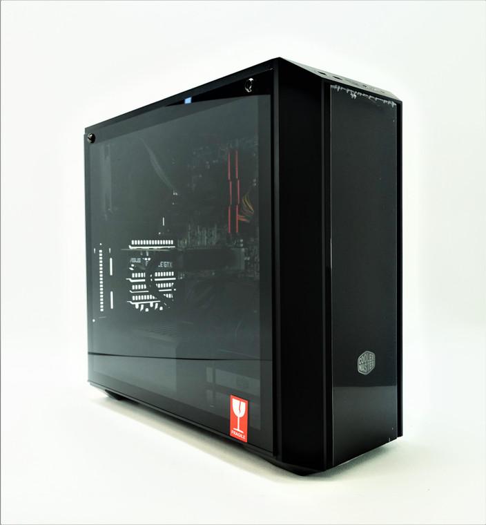 Custom Gaming PC Computer Ryzen 5 1600 AF 3.1GHz 16GB 512GB SSD GTX 1660 6GB Reconditioned
