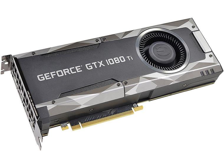 EVGA GeForce GTX 1080 Ti Gaming 11GB Video Card 11G-P4-5390-KR Graphics GPU Reconditioned