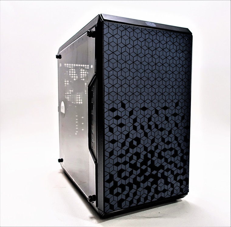 Custom Gaming PC Computer AMD Ryzen 5 1400 3.2GHz 8GB 128GB SSD 1TB HDD GT 640 4GB Reconditioned