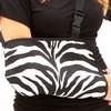 Zebra with standard Black Trim.
