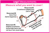 CastCoverz! Sleeperz! for Legs - Toasty Cappucino