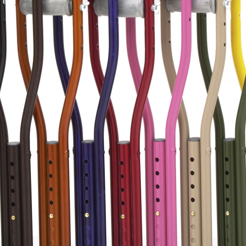 Designer Color Crutches - Sold!