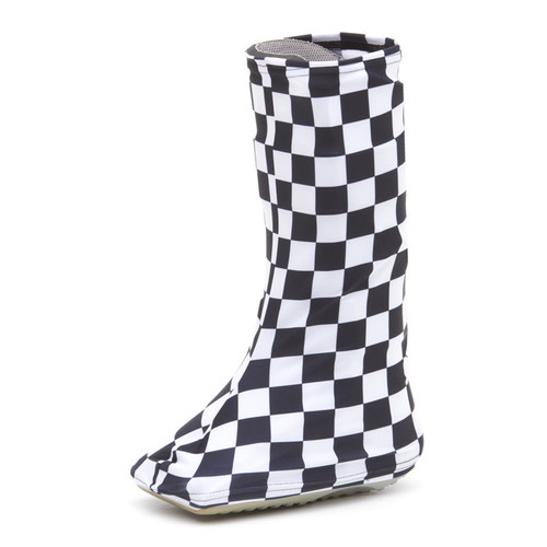 Race to the Finish Flag, Harlequin, or a Checkerboard? What do you see?
